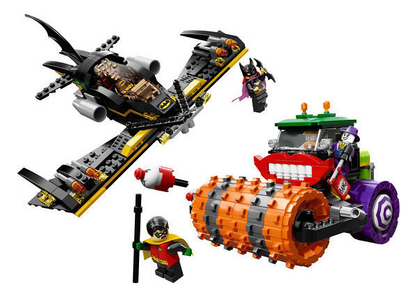 LEGO Super Heroes 76013 - Batman: The Joker Steam Roller