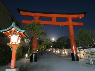 Night Fushimiinari