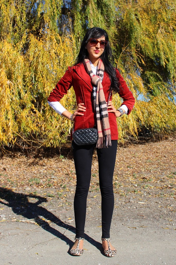 Plaid and Leopard 4