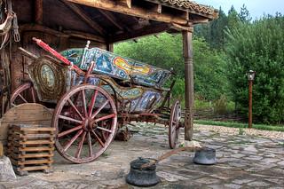 Bulgarian wagon