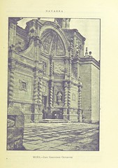 """British Library digitised image from page 189 of """"Navarra y Logroño, etc [With plates.]"""""""