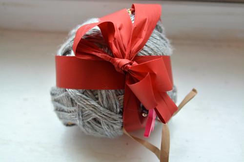 magic yarn ball