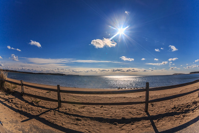Mayo Beach Fisheye