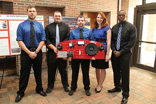 Automotive Subwoofer Mounting and Placement Hand-Crank Cycle Design Team with project and poster