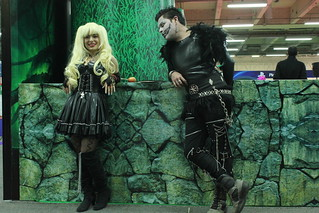 Misa Amane and Ryuk - Death Note