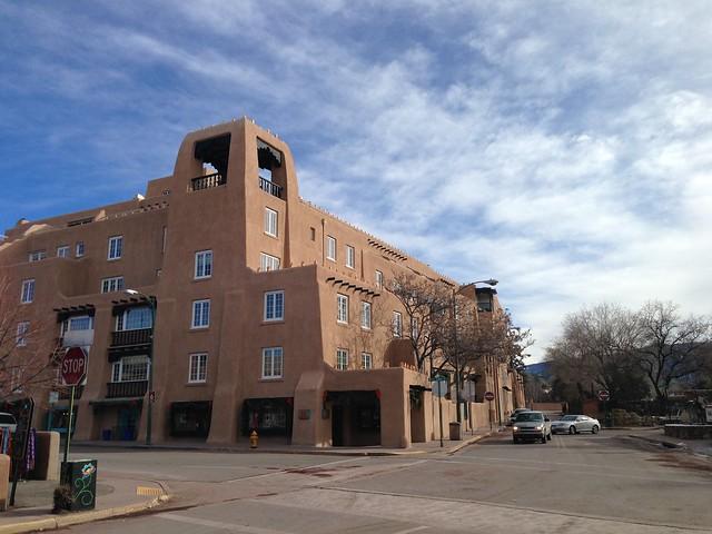 Pueblo Style Architecture Santa Fe Flickr Photo Sharing