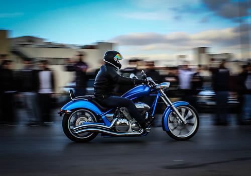 Victory Motorcycle in Amman Jordan!