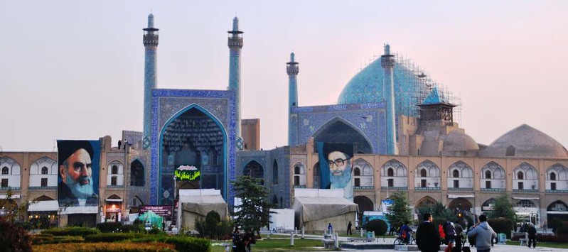 85 Mezquita del Iman en la Plaza del Iman Khomeini en Isfahan (199)