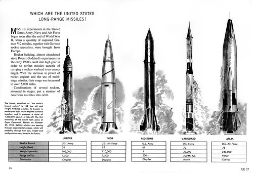 1962 ... a missile in your future!