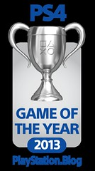 PS.Blog Game of the Year 2013 - PS4 Silver