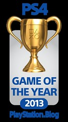 PlayStation Blog Game of the Year Awards 2013: PS4 GOTY Gold