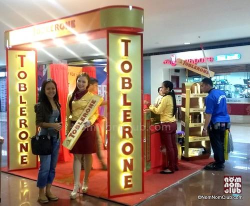 Toblerone Gift Hub SM Megamall