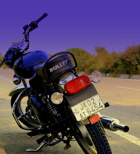 my royal Enfield