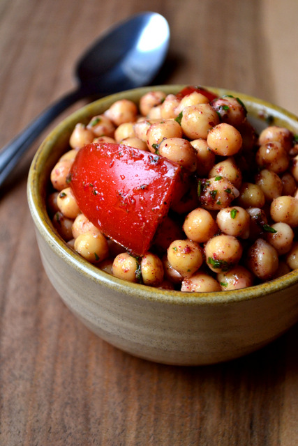 Chickpea Za'atar Salad Recipe (3)