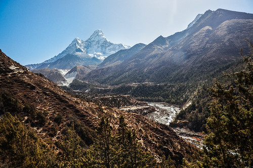 nepal mountain ice hielo himalayas expedición montañismo
