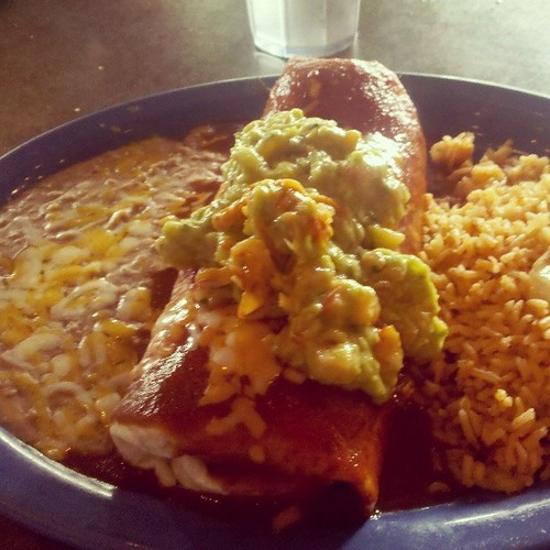 Lunch at Super Mex #finallyrealmexicanfood #homeinCA
