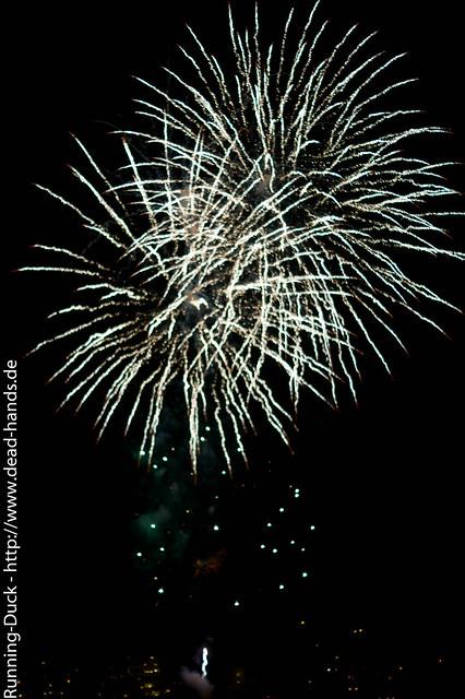 Feuerwerksschein