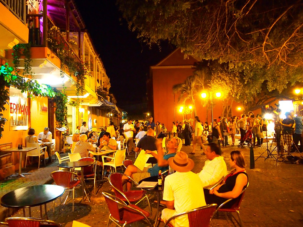 Cartagena, A Hot Caribbean Beauty | 180 Degrees West