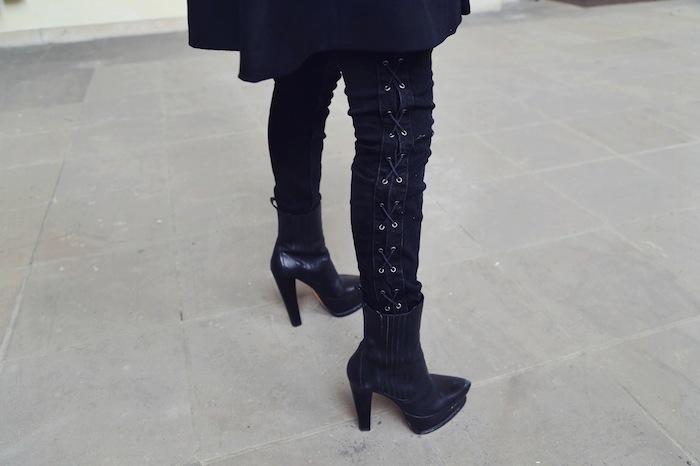 Josephine meng summerlisten alexander wang boots