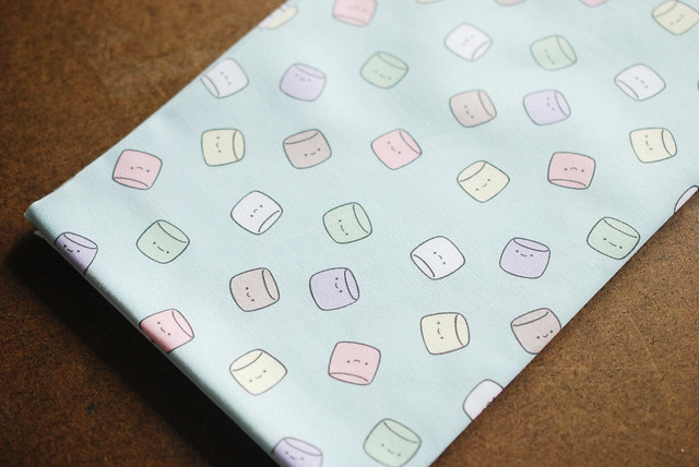 Marshmallow Fabric