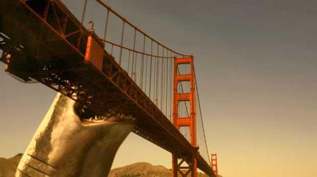 Xem Phim Đại Chiến Cá Mập - Mega Shark Vs. Mecha Shark