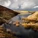 Upper Windleden Reservoir by Roger B.