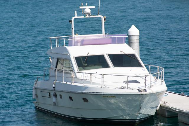 レジャーボート