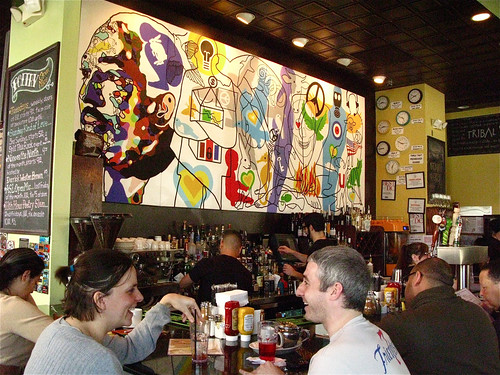 Busboys and Poets, Washington, DC (by: stab at sleep, creative commons)