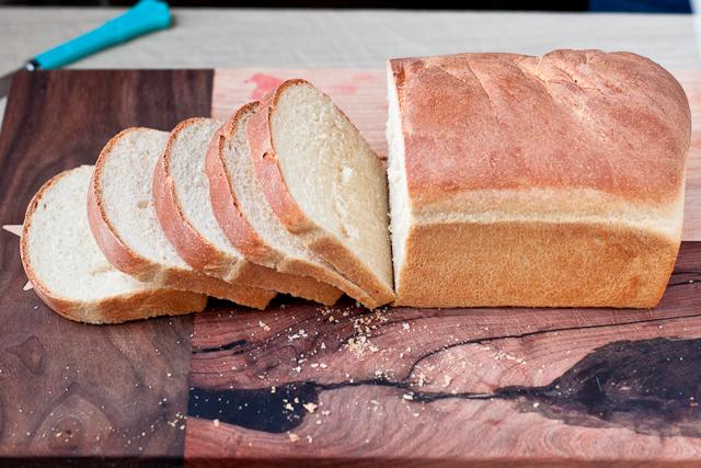 Classic American Sandwich Bread