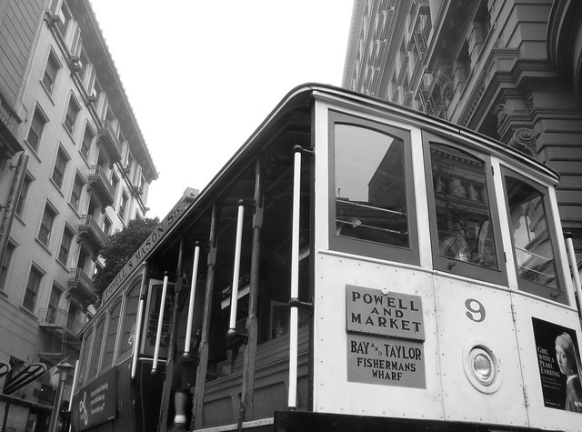 San Francisco Cable Car Photo by Sherrie Thai of ShaireProductions.com