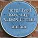 Small photo of Alison Uttley