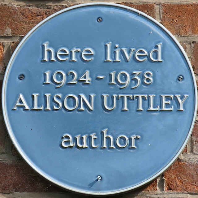 Header of Alison Uttley