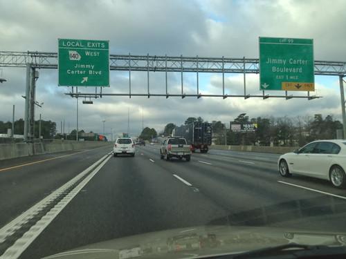 Atlanta GA Traffic
