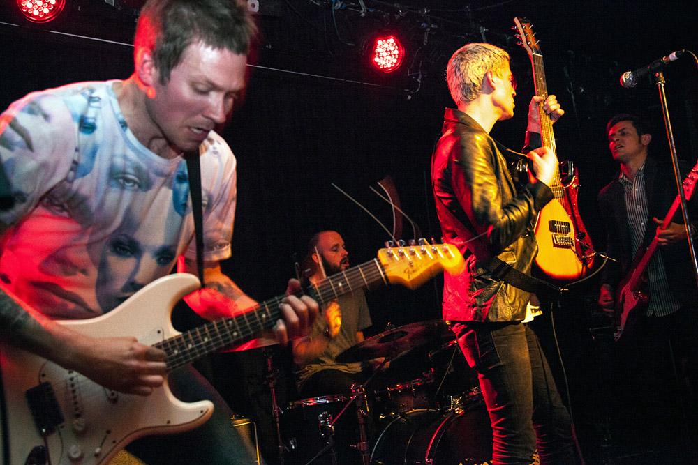 Crocodiles @ The Lexington, London 24/05/14