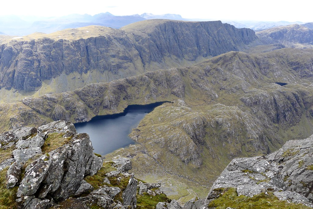 Beinn Lair and Gorm Loch Mor