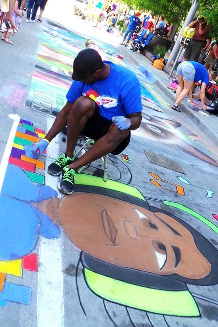 Chalk Art Festival - 24