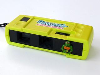 Teenage Mutant Ninja Turtle camera