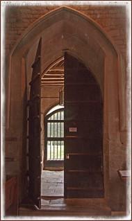 Church Door Selborne