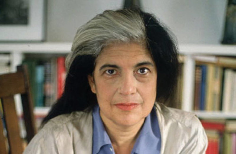 A personality is more compelling than the film about it in REGARDING SUSAN SONTAG.