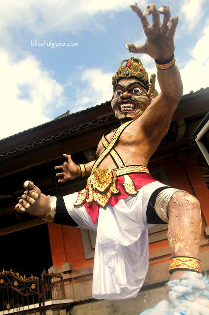 Ogoh Ogoh Bali