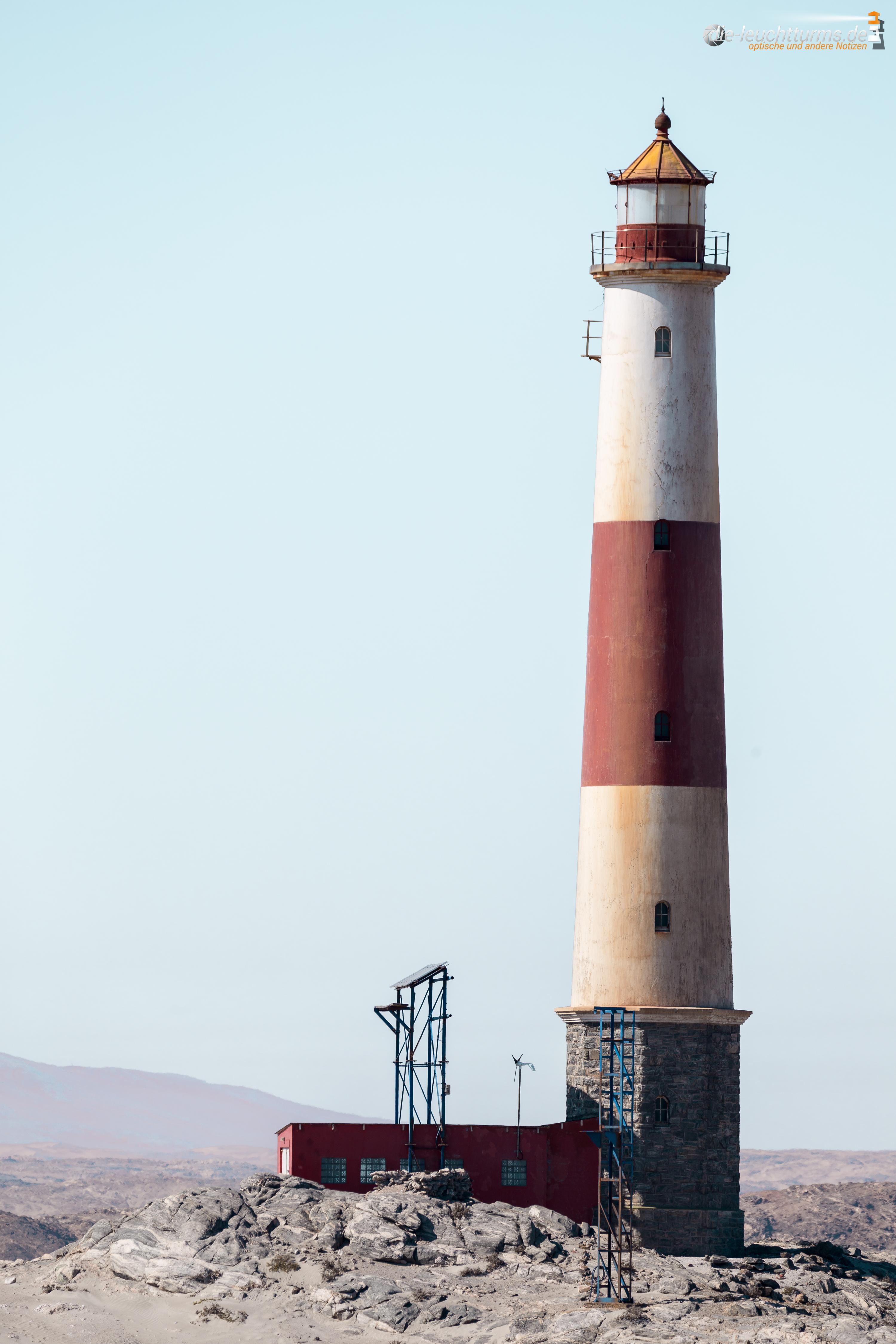 Cape Diaz Lighthouse