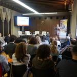 """Presentació de l'informe """"Envelliment actiu i persones en situació d'aïllament"""