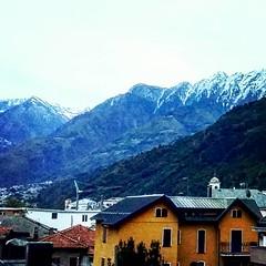 #morbegno #valtellina #igerslombardia #italy #italiainunoscatto #paesaggioitaliano #ig_worldclub #ig_europe #alpi #mountains #mashAllah #awesome_shots