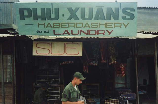 Vietnam Photos by Oliver Stone