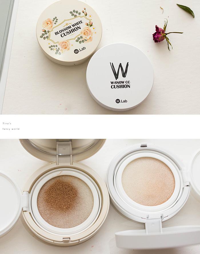 W.Lab氣墊粉餅