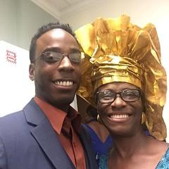 @faharrafvision and Legendary Patricia Lee Here at the 21st Annual Stone Awards Memphis Tennessee!  #FFVWORK #TEAMLOVE  IG, @faharrafvision Twitter, @faharrafvision FB, Fa-Harra F. Vision Snapchat, Fa-Harra #SonofAAG  #iVDFAM #FFV #memphisgoldanddiamondex