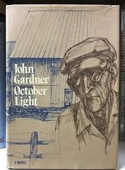 """""""October Light"""" by John Gardner"""