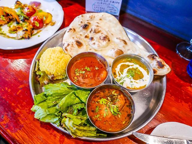 【孤獨的美食家地圖+實訪之十一】タンドールバル カマルプール(印度咖哩)