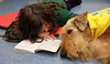 Georgetown Branch PAWS to Read on November 8, 2016