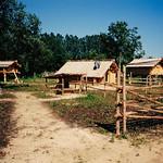 Göcseji Falumúzeum, Hanti-mansi falu